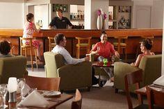 Rowleys Bar at Rydges Camperdown. Sydney, Conference Room, Bar, Table, Furniture, Home Decor, Decoration Home, Room Decor, Tables