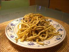 #sicilianfood  Pasta con le sarde