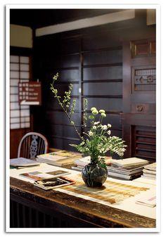 Japanese potter Kawai Kanjiro's house (museum) in Kyoto 河井寛次郎記念館