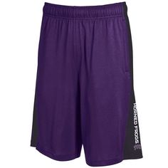 TCU Horned Frogs Under Armour Apex Performance Shorts - Purple - $44.99