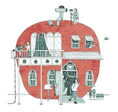 An Apple House 2014 Kenichi Komada