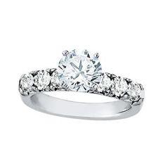 Engagement Rings | Single Row | Mona