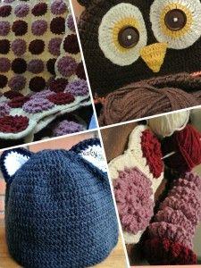 this week crochet
