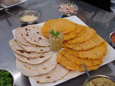 Diário de Dois Chefes de Cozinha: TORTILHAS DE MILHO