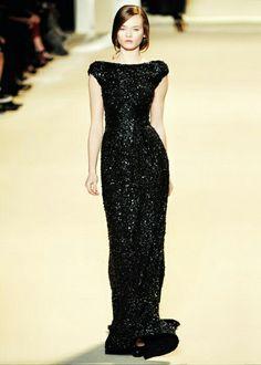 Elie Saab gown, runway court pure, women's fashion, Mardi Gras gown, formal dress, evening gown,