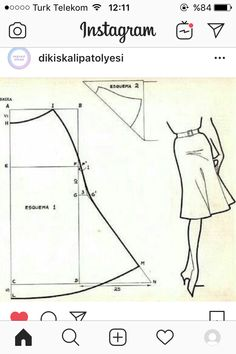 Need Some Sewing Patterns? Clone Your Clothes – Sewing Met Need Some Sewing Patterns? Clone Your Clothes – Sewing Met Skirt Patterns Sewing, Clothing Patterns, Pattern Skirt, Pattern Sewing, Sewing Clothes, Diy Clothes, Sewing Hacks, Sewing Tutorials, Pattern Cutting