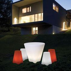 Flower family seat by Manamana #outdoorlighting #modern #Lighting