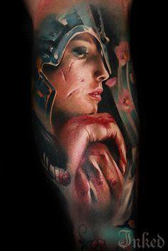 Tattoo by Kamil Tattoos