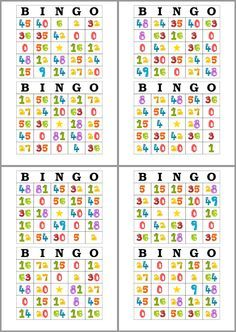 How can you keep Bingo games fun and interesting at your senior facility? Try these three ideas to keep you and your residents interested in a game. From the basics to advanced, you'll find everything bingo here. Bingo Games, Math Games, Activities For Kids, Math Exercises, Multiplication Games, Math Class, Elementary Education, Math Worksheets, Teaching Math