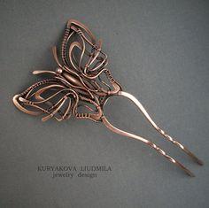 """The history of creation wire copper mask """"Morgan le Fay"""" ursulaot.deviantart.com/art/Mo… www.etsy.com/shop/UrsulaJewelr… Blog ursulajewelry.blogspot.com/201…"""