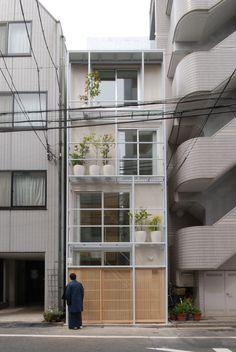 Tower Machiya / Atelier Bow Wow vivienda arquitectura japonesa