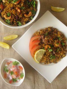 Mushroom Fried Rice | Step by step recipe | kurryleaves