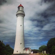 Split Point #Lighthouse in Fairhaven, #VIC http://dennisharper.lnf.com/