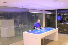 Horizon Display launch new interactive multi-touch table