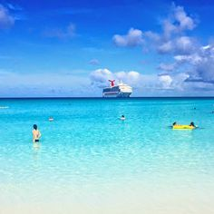 half moon cay in the bahamas - carnival cruise private island