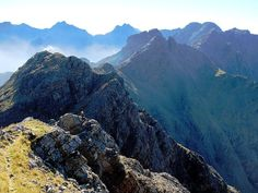 How amazing is this - Skye Cuillin Ridge