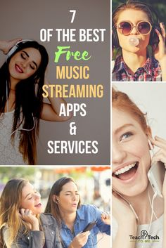 Who doesn't love music? Check our list of free #MusicStreaming apps available online! TeachTechToMe. | https://teachtechtome.com/music-streaming-apps-services-free/