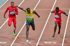 Usain Bolt, rey de la velocidad con su segundo oro olímpico en los 100 metros