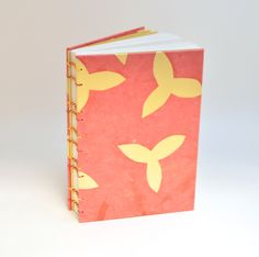 Handmade Sketch Book and Journal by Kris Westerson