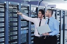 Data center operation services