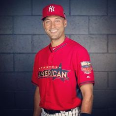 Yankee's Captain Derek Jeter's Final (2014) All Star Appearance In Minnesota As The American League Defeats The National League 5-3.