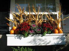 Idées créatives de bac à fleurs pour les fenêtre ~ Décor de Maison / Décoration Chambre