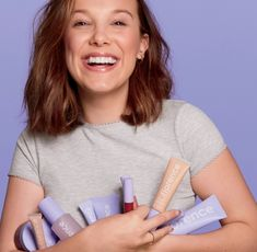 Millie Bobby Brown Has a Makeup Collection Coming Up Called Florence by Mills – Musings of a Muse - ImPane Millie Bobby Brown, Florence Mills, Muse, Browns Fans, Brown Fashion, Makeup Trends, Makeup Collection, Bobbi Brown, Celebs