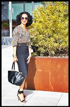 Leopard Touch, more pictures in www.farawayheels.com fashion blog