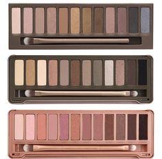 3pcs/lot NK1 2 3 new NAKE 3 Makeup set 12 Colors palette NK1 2 3 eyeshadow palettes make up with brush,