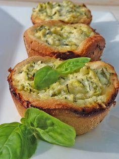Zucchini-Quiches › esspirationen