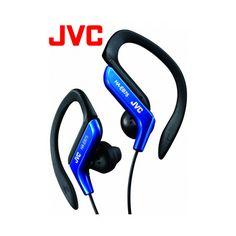 Sports Jogging Bass Headphones Adjustable Ear Hook Clip In-Ear Gym Earphones JVC Iphone Headphones, Best Headphones, Sports Headphones, Audio Headphones, Bass, Bluetooth, Cassette, Sweat Proof, Headpieces