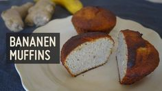 Ingwer Bananen Muffins – Paleo360.de