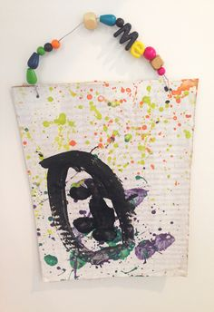 Reggio Inspired Self Portraits - The best art ideas and art projects for kids of 2014 (SELF PORTRET)