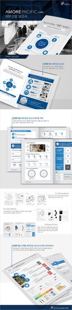 [Infographics_ Print] 아모레퍼시픽 피부건강 보고서 인포그래픽