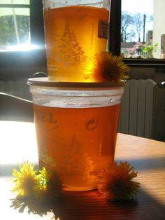 La cramaillotte ou miel de pissenlit
