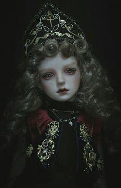 BJD doll by jvonc
