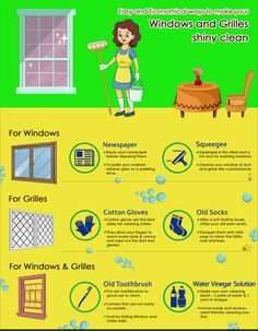 Easy and economical ways to make your windows and grills shiny clean. Window Cleaning Companies, Commercial Window Cleaning, Commercial Cleaning Company, Window Cleaning Tips, Cleaning Solutions, Cleaning Hacks, Cleaning Franchise, Window Cost, Professional Window Cleaning