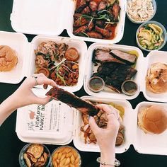 BBQ joints in ATL metro