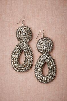 Incandescence Earrings from BHLDN