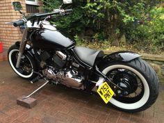 Custom Dragstar 650 bobber - Yamaha