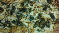 Going to have to try! Copycat Spinach and Feta Domino's Pizza!