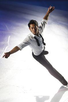 Daisuke Takahashi (Japan) (photo credit: Noto Sunao)