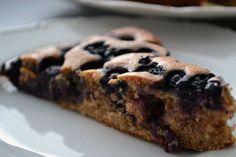 Fotorecept: Špaldový čučoriedkový koláč - Recept pre každého kuchára, množstvo receptov pre pečenie a varenie. Recepty pre chutný život. Slovenské jedlá a medzinárodná kuchyňa Banana Bread, Muffins, Cooking Recipes, Sweets, 3, Per Diem, Baking, Muffin, Food Recipes