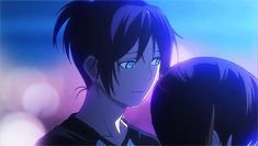 Imagen de anime, homeless god, and anime girl