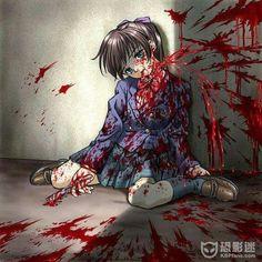 That's an arterial bleed!