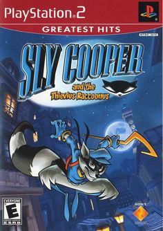 Sly Cooper. 2002