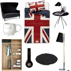 """""""ideal room"""" by yiwen-wu on Polyvore"""