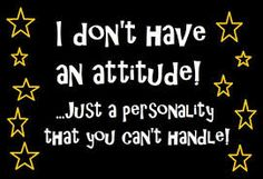 attitude pictures - Google Search