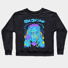Shop Neon Blue - Goddess of Dreams Black Girl Magic black girl magic crewneck sweatshirts designed by kenallouis as well as other black girl magic merchandise at TeePublic. Sweatshirt Refashion, Sweatshirt Outfit, Crew Neck Sweatshirt, Graphic Sweatshirt, Black Girl Art, Black Girl Magic, Afrocentric Clothing, Old Sweater, Black Artwork