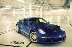 Facebook-gebruikers ontwerpen nieuwe Porsche
